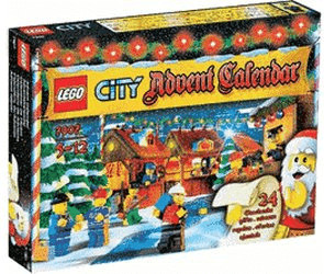 LEGO City Calendrier de l'Avent (7907)