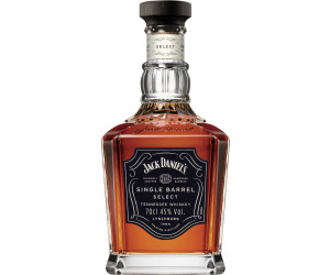 buy jack daniels single barrel select 0 7l 45 from compare prices on. Black Bedroom Furniture Sets. Home Design Ideas