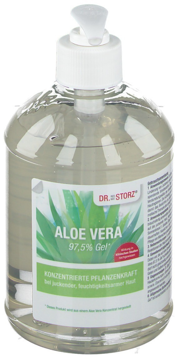 Dr. Storz Aloe Vera Gel 97,5% (500ml)