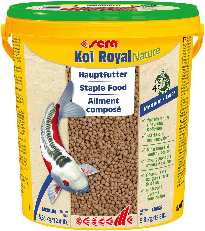 sera Koi Royal Medium 21 l (3,95 kg)