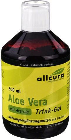 Allcura Aloe Vera Trinkgel (500 ml)