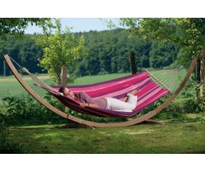 amazonas starset h ngematte mit holzgestell ab 149 90 preisvergleich bei. Black Bedroom Furniture Sets. Home Design Ideas