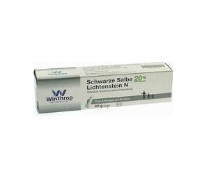 Schwarze Salbe 20% Lichtenstein N (40 g)