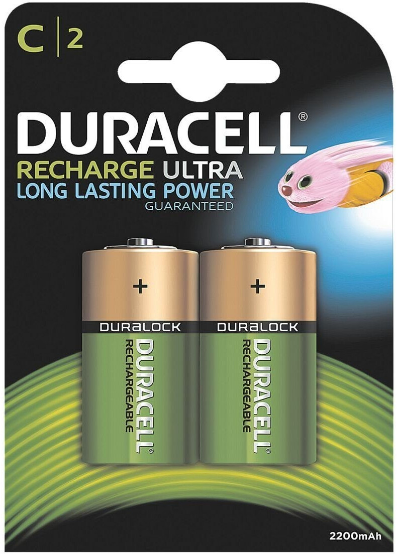 Image of Duracell 2x C / HR14 Supreme