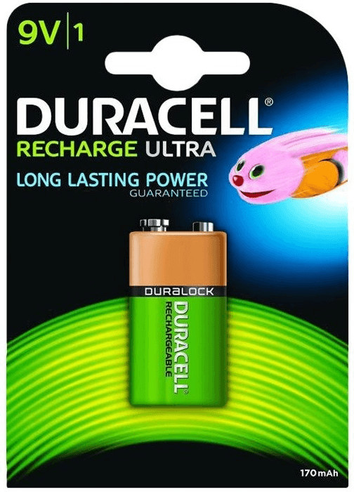 Image of Duracell 1x E / HR22 Supreme