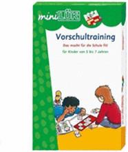 Westermann miniLÜK Set - Vorschultraining