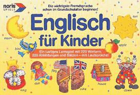 Noris Englisch für Kinder - Teil I