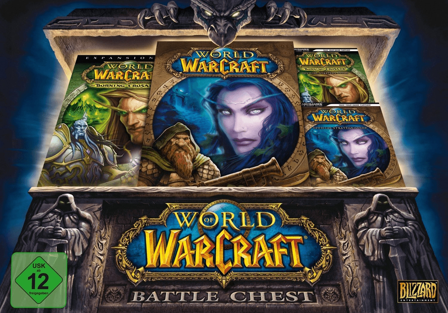 World of Warcraft: Battlechest (PC/Mac)