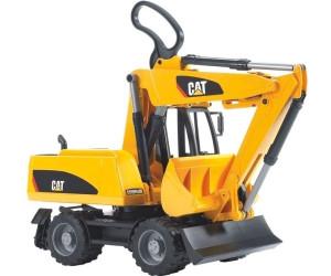 Bruder 02445 Profi-Serie CAT Mobilbagger günstig kaufen Spielzeug-Bagger Spielzeugautos & Zubehör