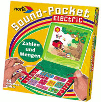 Noris Sound Pocket Electric - Zahlen und Mengen