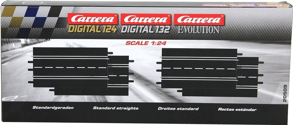 Image of Carrera Exclusiv/Evolution/Pro-X 1/1 Rettilineo (20509)