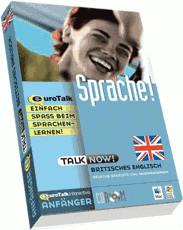 Image of EuroTalk Talk Now Anfänger - Britisches Englisch (Win/Mac) (DE)