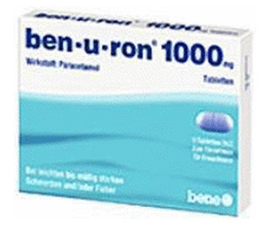 Benuron 1000 Mg Tabletten (9 Stk.)