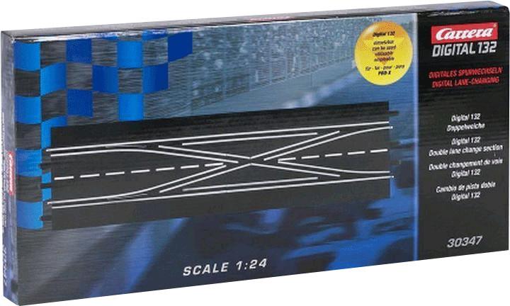Carrera Digital 132 - Doppelweiche (30347)