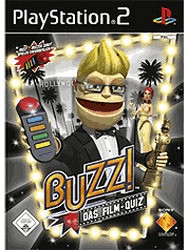 Buzz! - Das Film Quiz + Buzzer (PS2)