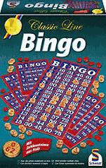 Schmidt-Spiele Classic Line Bingo (49089)