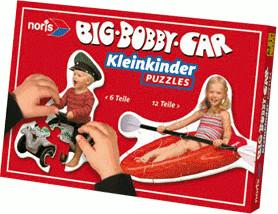 Noris BIG-Bobby-Car (Puzzle-Set 2)