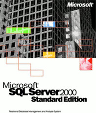 Microsoft SQL Server 2000 Standard Edition (5 U...