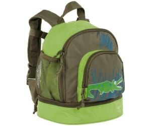 L/ÄSSIG Kinderrucksack Kindergartentasche mit Brustgurt//Mini Backpack Shark Ocean