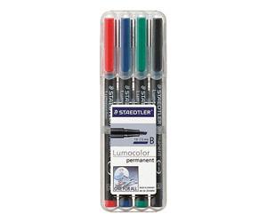 STAEDTLER Lumocolor Permanent Marker 314B schwarz
