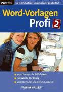 dtp Word-Vorlagen Profi 2 (DE)
