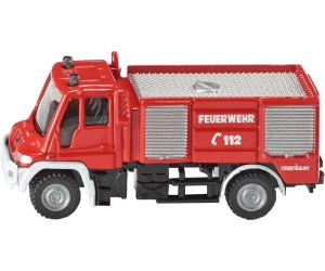 1:55 OVP 8001 Siku 3880 Feuerwehr Tanklöschfahrzeug Mercedes SK