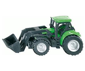 Siku deutz traktor mit frontlader ab