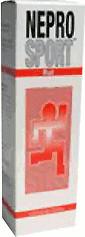Nepro Sport Creme Rot (100 ml)