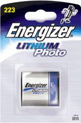 Image of Energizer 1x CR-P2 223 6V 1500 mAh