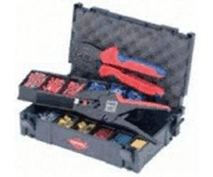 KNIPEX 97 90 26 Crimp-Sortiment f/ür Kabelverbinder