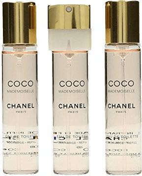 Image of Chanel Coco Mademoiselle Eau de Toilette Ricarica (3 x 20ml)