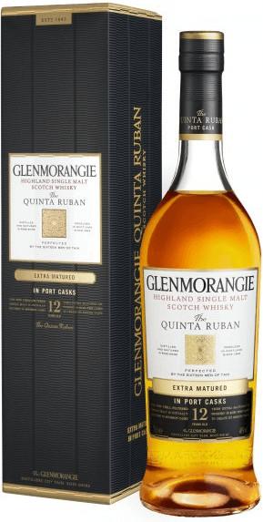 Glenmorangie Quinta Ruban 0,7l 46%