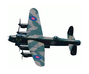 Image of Revell Avro Lancaster Mk.I/III (04300)