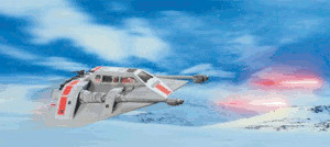 Revell STAR WARS Snowspeeder ´´easykit´´ (06661)