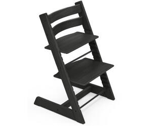Buy Stokke Tripp Trapp Black From 163 169 00 Compare Prices