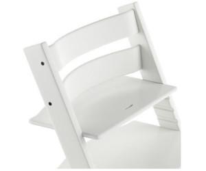 haute blanche Stokke prix Trapp au meilleur Chaise Tripp sur mN0n8w