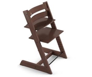 stokke tripp trapp walnut brown ab 174 87 preisvergleich bei. Black Bedroom Furniture Sets. Home Design Ideas