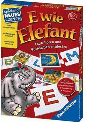Ravensburger E wie Elefant (25005)