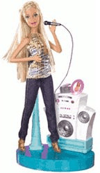 Barbie Music Star