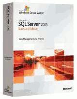 Microsoft SQL Server 2005 Standard Edition (5 U...