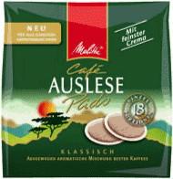 Melitta Café Auslese Pads (16 Port.)