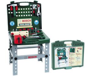 Klein Toys Bosch Werkbank Klappbar 8681 Ab 34 99 Dezember 2020 Preise Preisvergleich Bei Idealo De