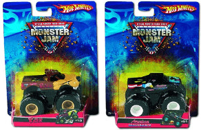 Hot Wheels Monster Jam Truck (sortiert, 21572)
