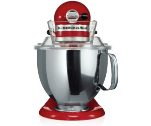 KitchenAid Robot da cucina Artisan rosso imperiale (5KSM150PSEER) a ...