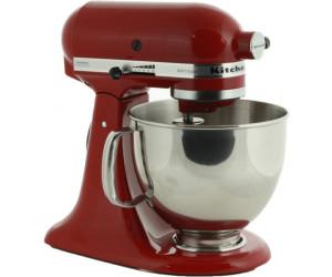 Kitchenaid robot da cucina artisan rosso imperiale for Kitchenaid artisan prezzo