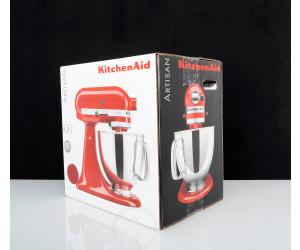 KitchenAid Robot da cucina Artisan rosso imperiale (5KSM150PSEER) a ...
