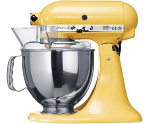 KitchenAid Robot da cucina Artisan giallo pastello (5KSM150PSEMY ...