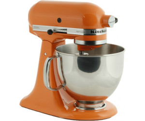 KitchenAid Robot da cucina Artisan arancione (5KSM150PSETG) a € 457 ...