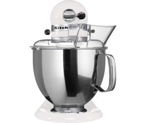 KitchenAid Robot da cucina Artisan bianco (5KSM150PSEWH) a € 439 ...