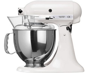 KitchenAid Artisan 5KSM150PS EWH weiß ab 429,00 € | Preisvergleich ...